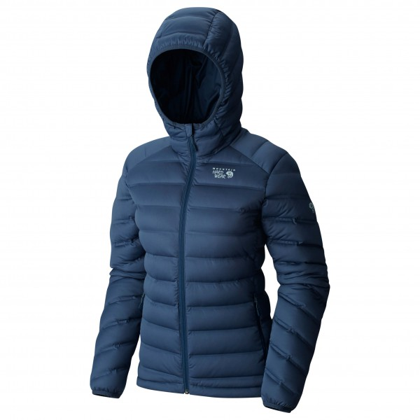 Mountain Hardwear - Women's Stretchdown Hooded Jacket - Dunjacka