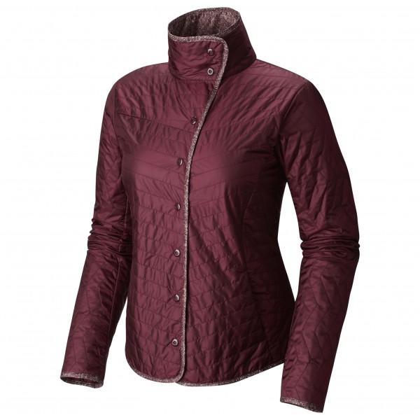 Mountain Hardwear - Women's Trekkin Insulated Shacket - Synthetisch jack