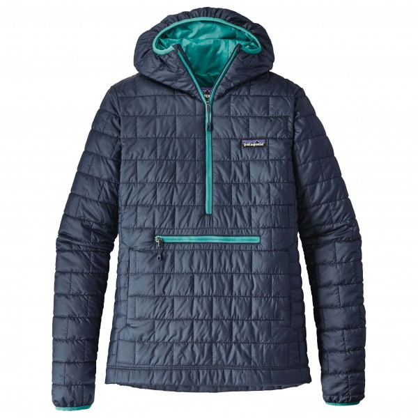 Patagonia - Women's Nano Puff Bivy Pullover - Synthetic jacket