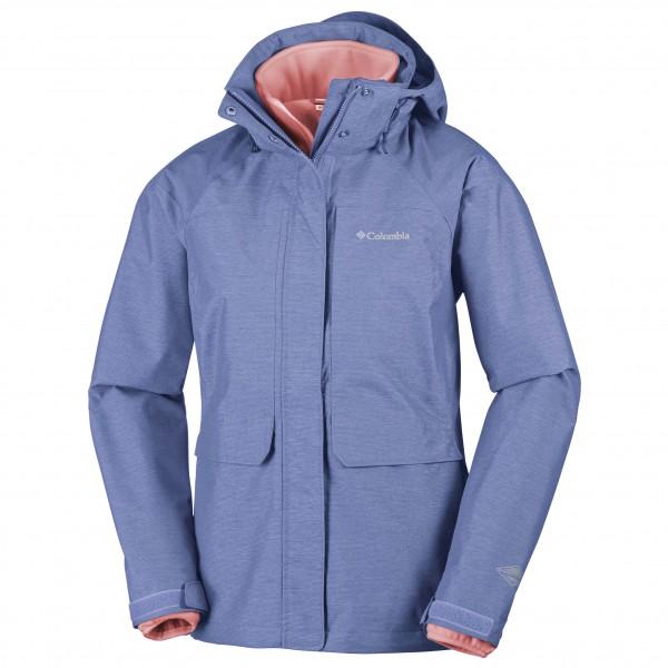Columbia - Women's Mystic Pines Interchange Jacket