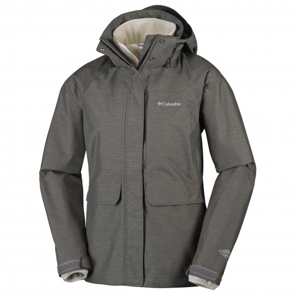 Columbia - Women's Mystic Pines Interchange Jacket