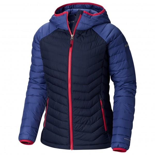 Columbia - Women's Powder Lite Hooded Jacket - Syntetjacka