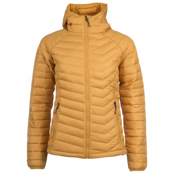 Columbia - Women's Powder Lite Hooded Jacket - Syntetisk jakke