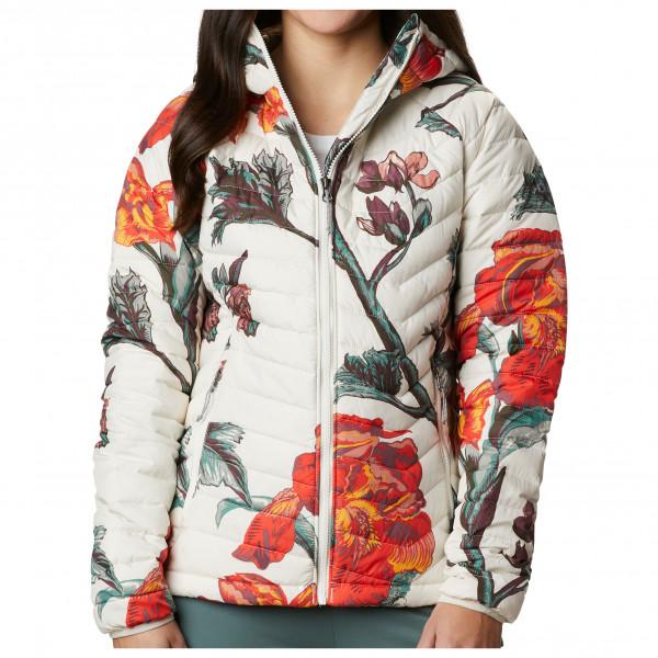 Columbia - Women's Powder Lite Hooded Jacket - Synthetic jacket