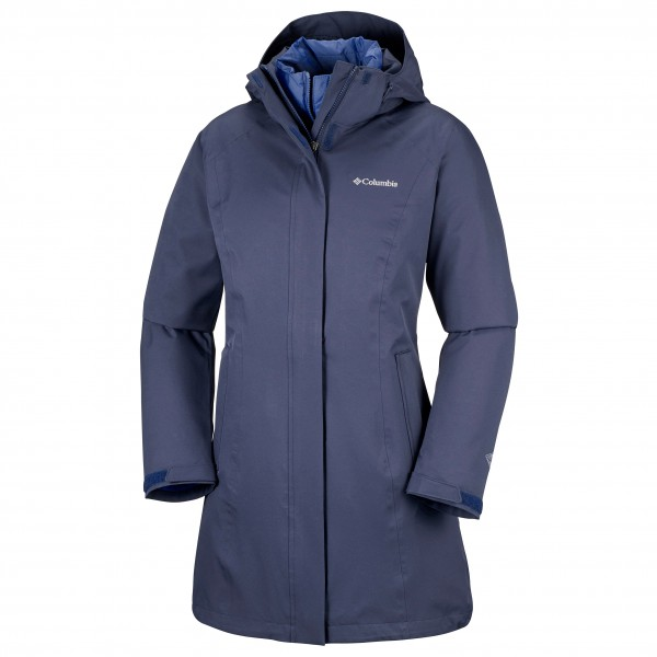 Columbia - Women's Salcanta Long Interchange Jacket - Dobbeljakke