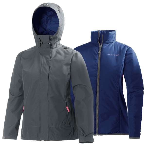 Helly Hansen - Women's Squamish Cis Jacket - 3-in-1 jacket
