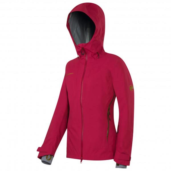 Mammut - Luina Tour HS Hooded Jacket Women - Veste de ski