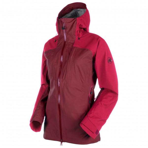 Mammut - Luina Tour HS Hooded Jacket Women - Laskettelutakki