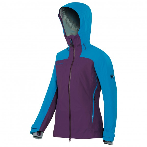 Mammut - Luina Tour HS Hooded Jacket Women - Skijack