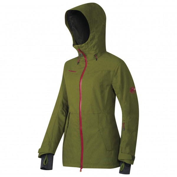 Mammut - Niva HS Hooded Jacket Women - Skidjacka