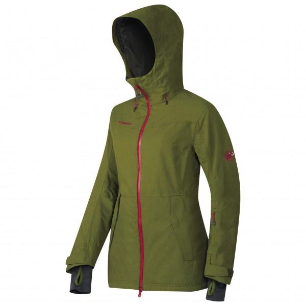 Mammut - Niva HS Hooded Jacket Women - Skijack