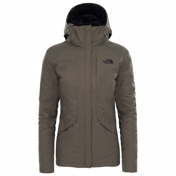 The North Face - Women's Inlux Insulated Jacket - Tekokuitutakki