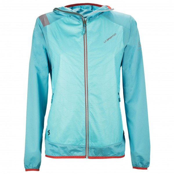 La Sportiva - Women's Task Hybrid Jacket - Tekokuitutakki