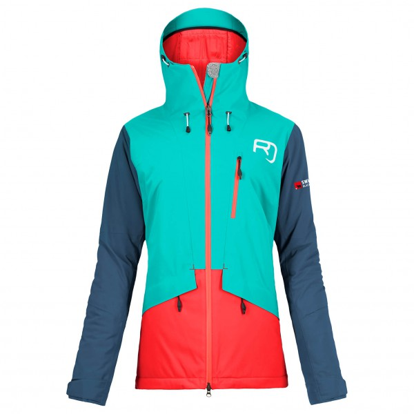 Ortovox - Women's 2L Black Andermatt Jacket - Skijack
