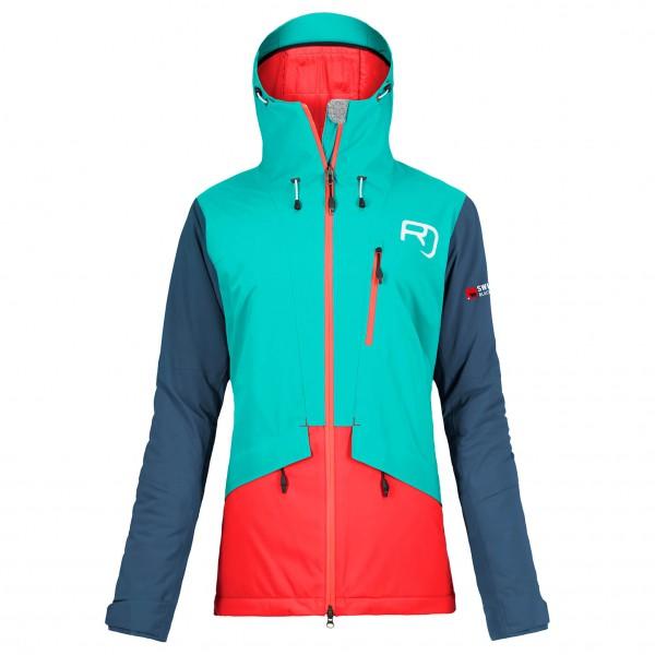Ortovox - Women's 2L Black Andermatt Jacket - Skijakke