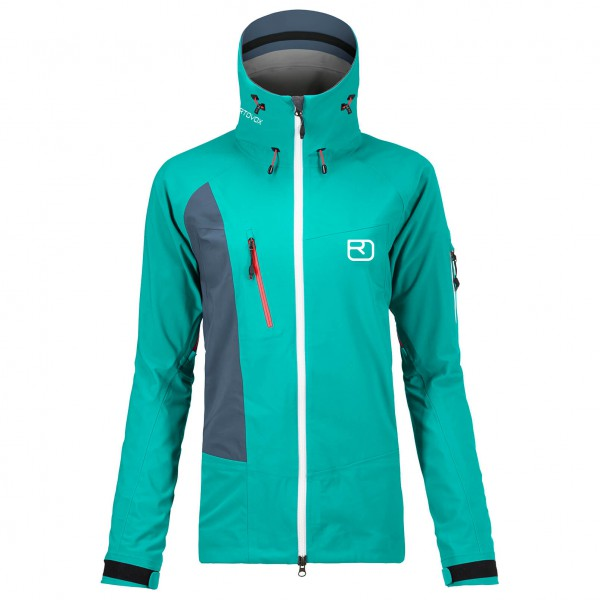 Ortovox - Women's 3L Hardshell Alagna Jacket