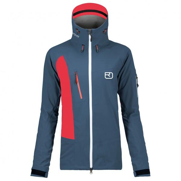 Ortovox - Women's 3L Hardshell Alagna Jacket - Laskettelutak