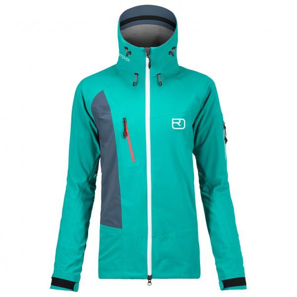 Ortovox - Women's 3L Hardshell Alagna Jacket - Laskettelutakki