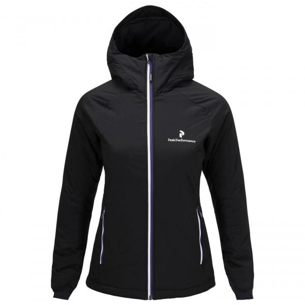 Peak Performance - Women's Black Light Air Liner Jacket - Synthetic jacket