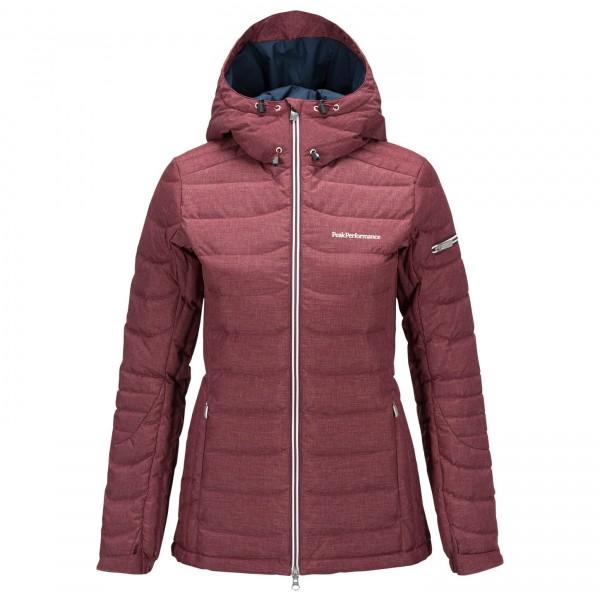 Peak Performance - Women's Blackburn Jacket - Laskettelutakk