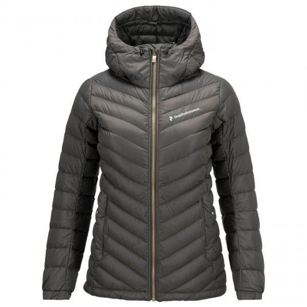 Peak Performance - Women's Frost Hood J - Down jacket