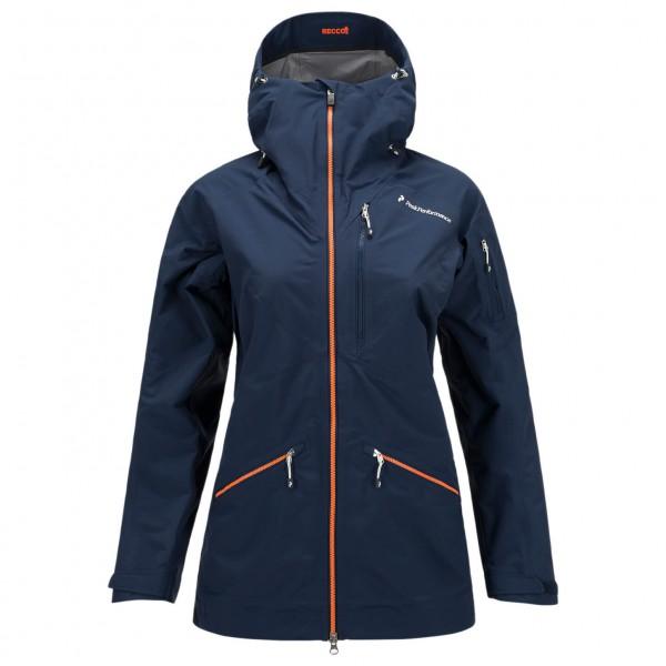 Peak Performance - Women's Radical 3L Jacket - Skijacke