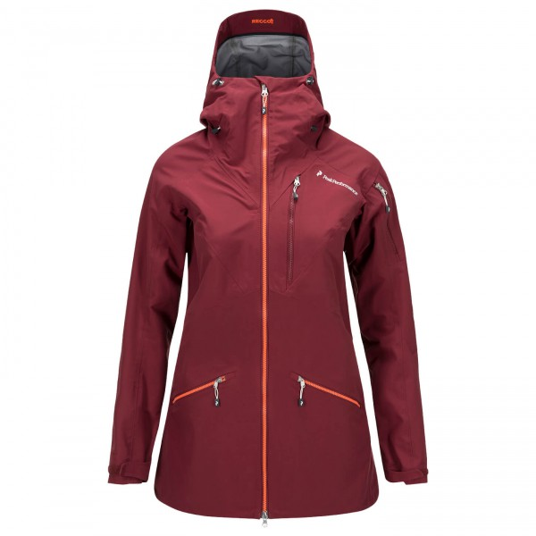 Peak Performance - Women's Radical 3L Jacket - Laskettelutak