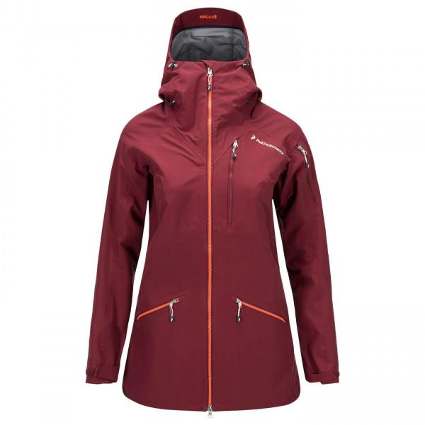 Peak Performance - Women's Radical 3L Jacket - Laskettelutak