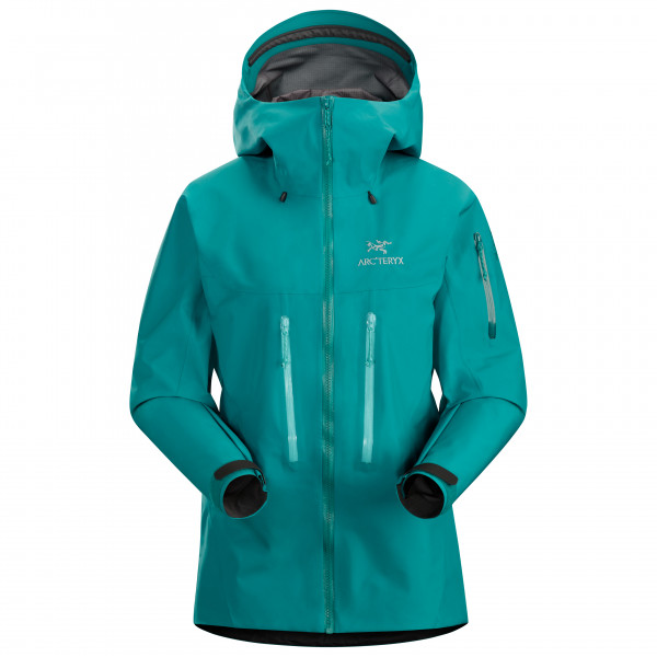 Arc'teryx - Women's Alpha SV Jacket - Regenjack