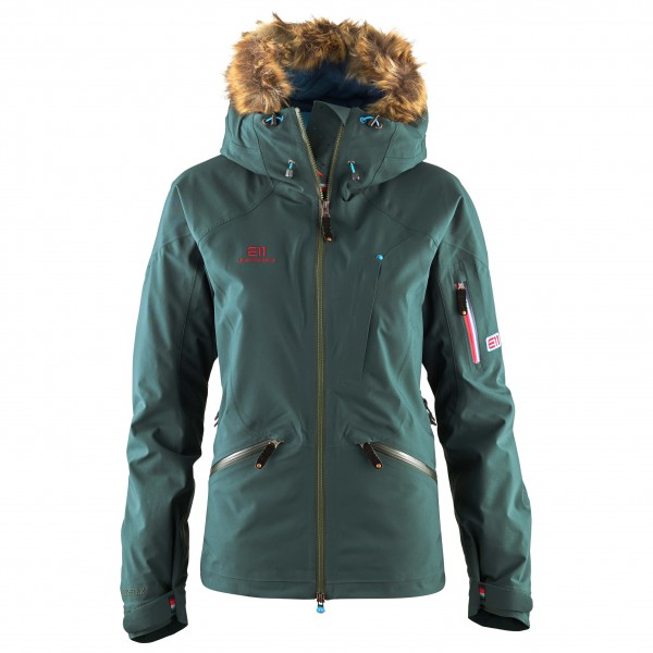 Elevenate - Women's Tortin Jacket - Laskettelutakki