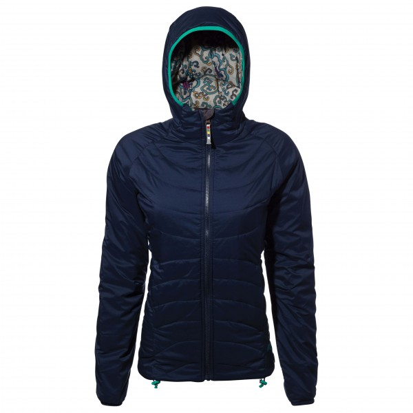Sherpa - Women's Penzum Hooded Jacket - Synthetic jacket