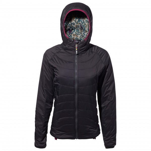Sherpa - Women's Penzum Hooded Jacket - Tekokuitutakki
