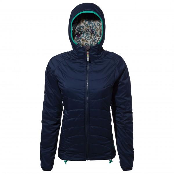 Sherpa - Women's Penzum Hooded Jacket - Tekokuitutakki