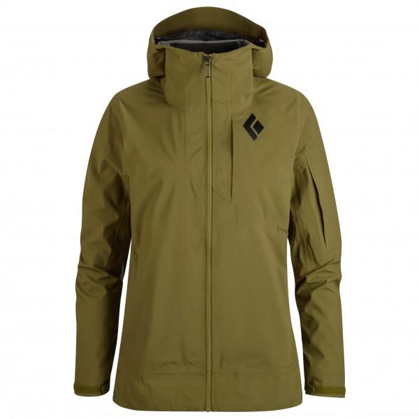 Black Diamond - Women's Mission Shell - Skijacke