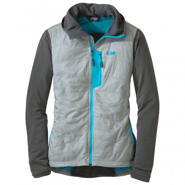 Outdoor Research - Women's Deviator Hoody - Syntetisk jakke