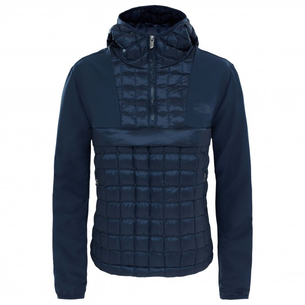 The North Face - Women's Cagoule Thermoball 1/4 Jacket - Syntetisk jakke