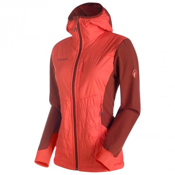 Mammut - Foraker IN Light Hooded Jacket Women - Giacca sintetica