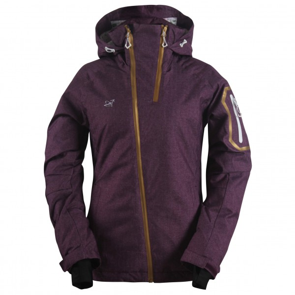 2117 of Sweden - Women's Light Padded Ski Jacket Borkan - Skijakke
