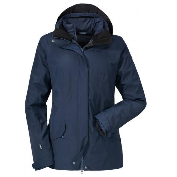 Schöffel - Women's 3in1 Jacket La Parva - Dubbel jack