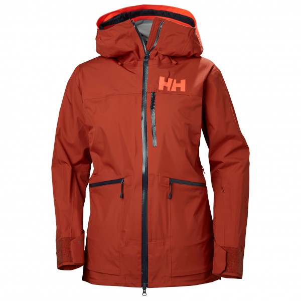 Helly Hansen - Women's Kvitegga Shell Jacket - Ski jacket
