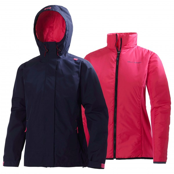 Helly Hansen - Women's Squamish CIS Jacket - Dubbel jack