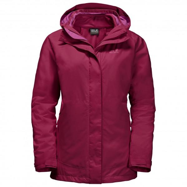 Jack Wolfskin - Women's Arborg 3in1 - 3-in-1 jacket