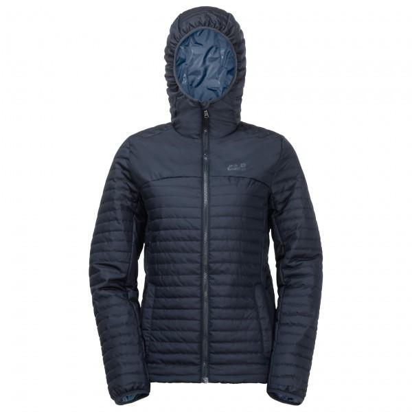 Jack Wolfskin - Women's Clarenville Jacket - Syntetisk jakke