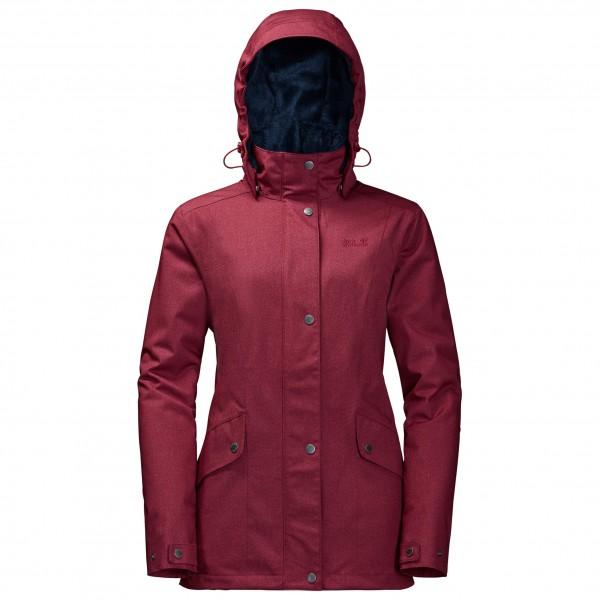 Jack Wolfskin - Women's Park Avenue Jacket - Syntetisk jakke
