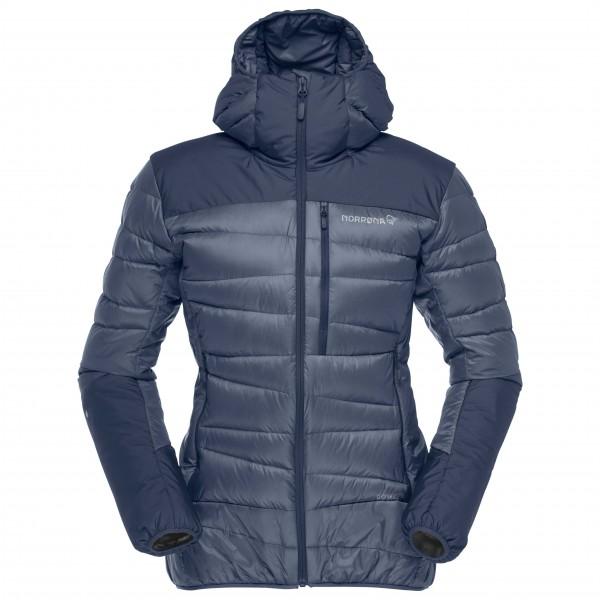 Norrøna - Women's Falketind Down750 Hood Jacket - Daunenjacke