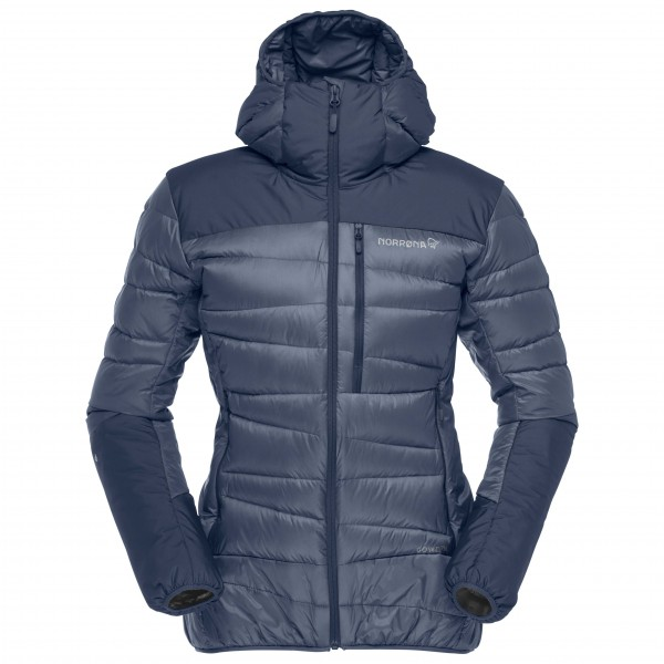 Norrøna - Women'sFalketind Down750 Hood Jacket - Daunenjacke