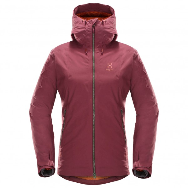 Haglöfs - Women's Niva Proof Down Jacket - Ski jacket