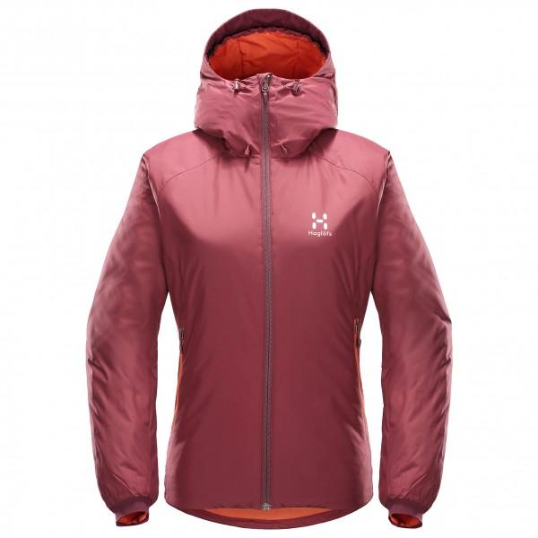 Haglöfs - Women's Barrier Hood - Syntetisk jakke