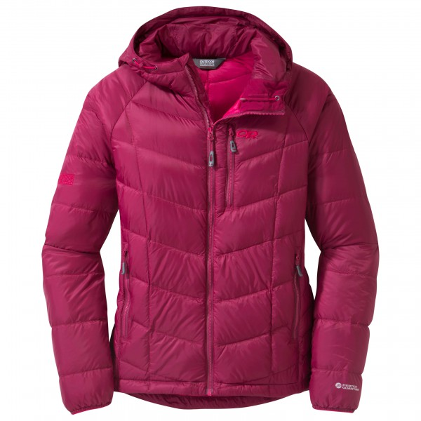 Outdoor Research - Women's Sonata Hooded Down Jacket - Down jacket