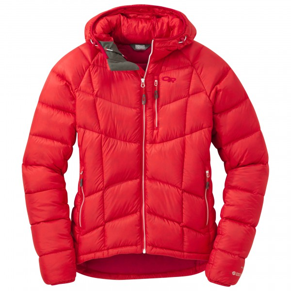 Outdoor Research - Women's Sonata Ultra Hooded Down Jckt - Dunjacka